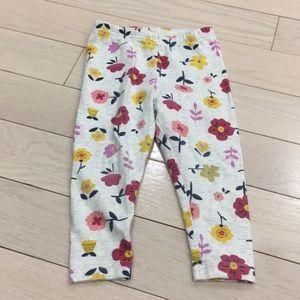 Child of Mine Floral Leggings 12-18